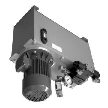 24v ELETTRICO OLIO IDRAULICO unità di controllo per gru di Sollevamento Strumento Hiab ecc... (1