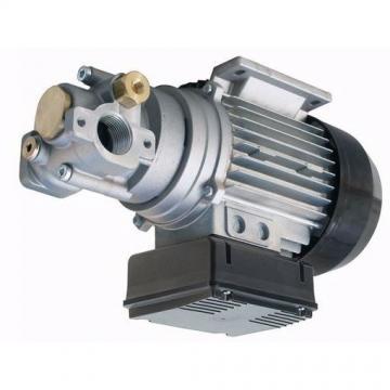 Pompa idraulica a doppio piano Pompa ad ingranaggi CNBA-15/3.0 18GPM 3000PSI