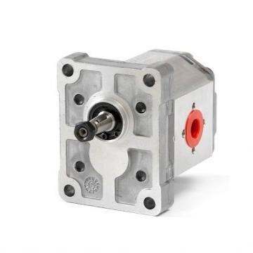 JCB Pala Meccanica - Pompa Idraulica Pressione Piatti Kit, 4 Pezzi (Parte N °